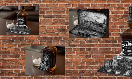 Découvrir Jack Daniel's en réalité augmentée