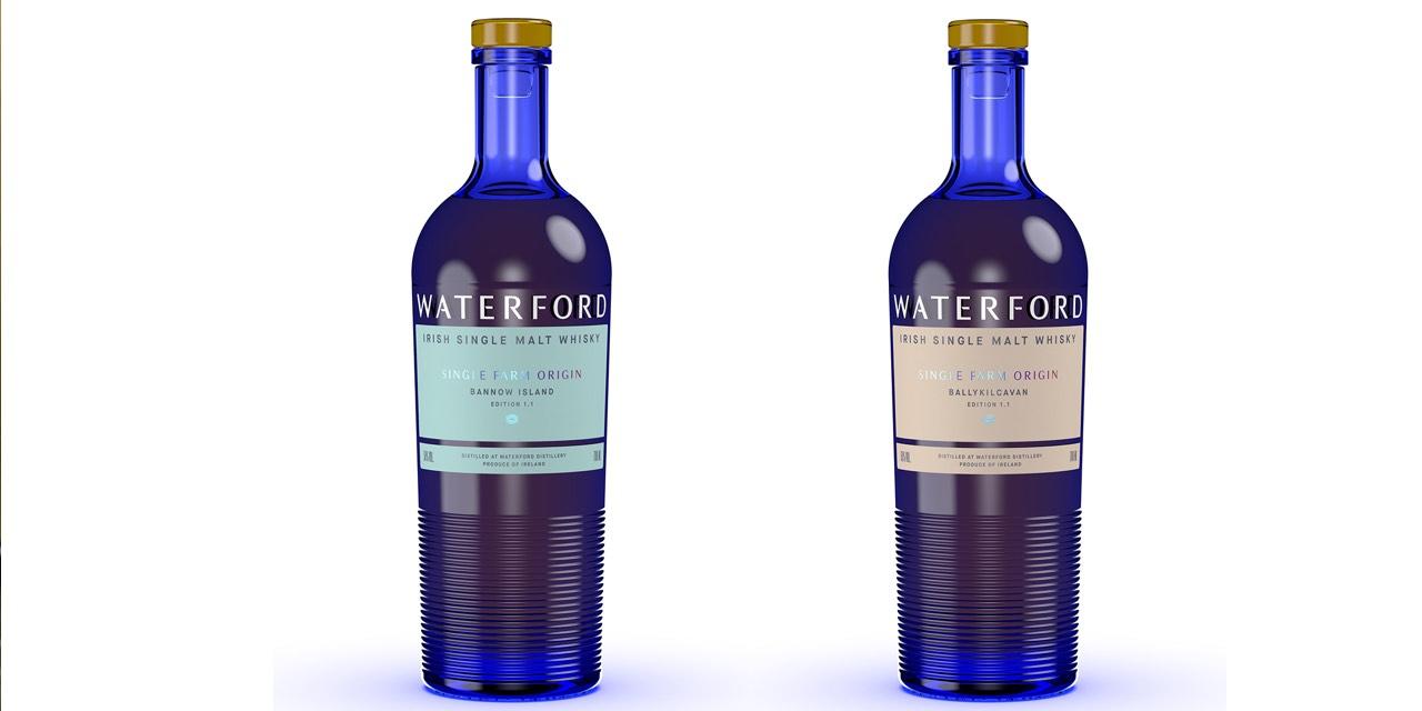 Waterford présente ses 2 premiers whiskies Single Farm Origin