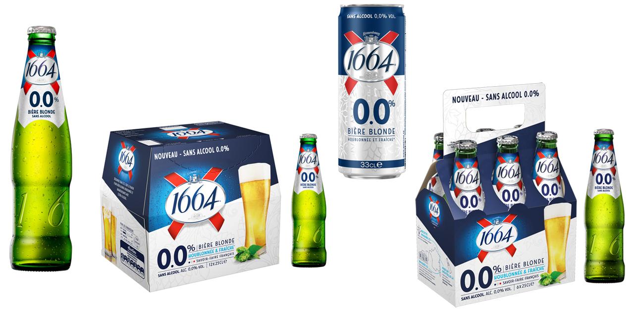 La 1664 passe en version 0.0