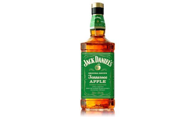 Jack Daniel's présente le Tennesse Apple