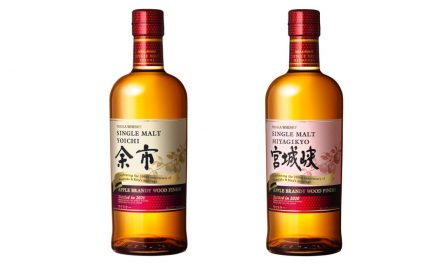 Nikka, 2 éditions limitées en apple brandy finish