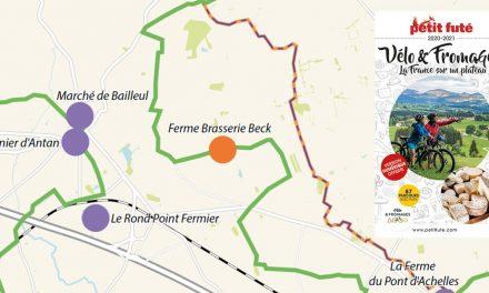 Découvrir la France à Vélo & Fromages… et bière !