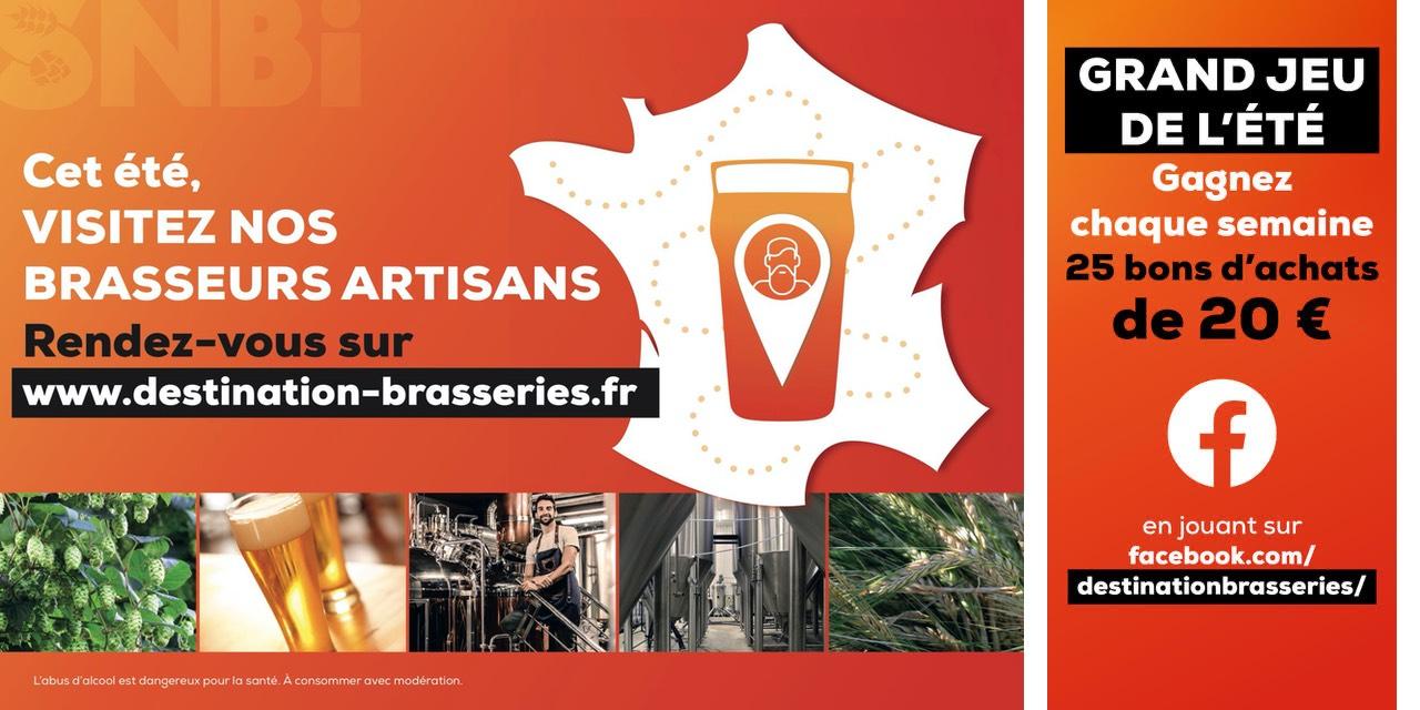 Des bons d'achats de 20 euros pour des bières artisanales