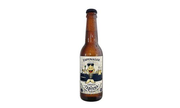 Cerveza de Taberna Espinaler