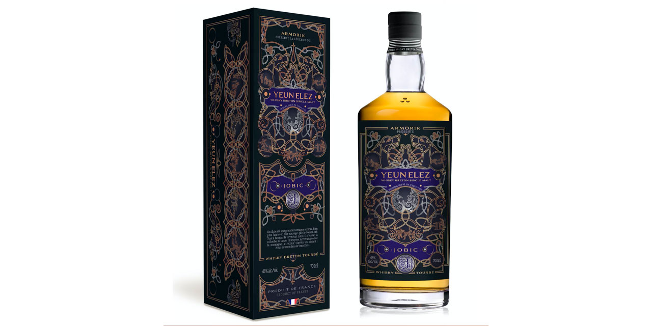 Armorik présente Jobic, premier whisky tourbé de la nouvelle gamme Yeun Elez