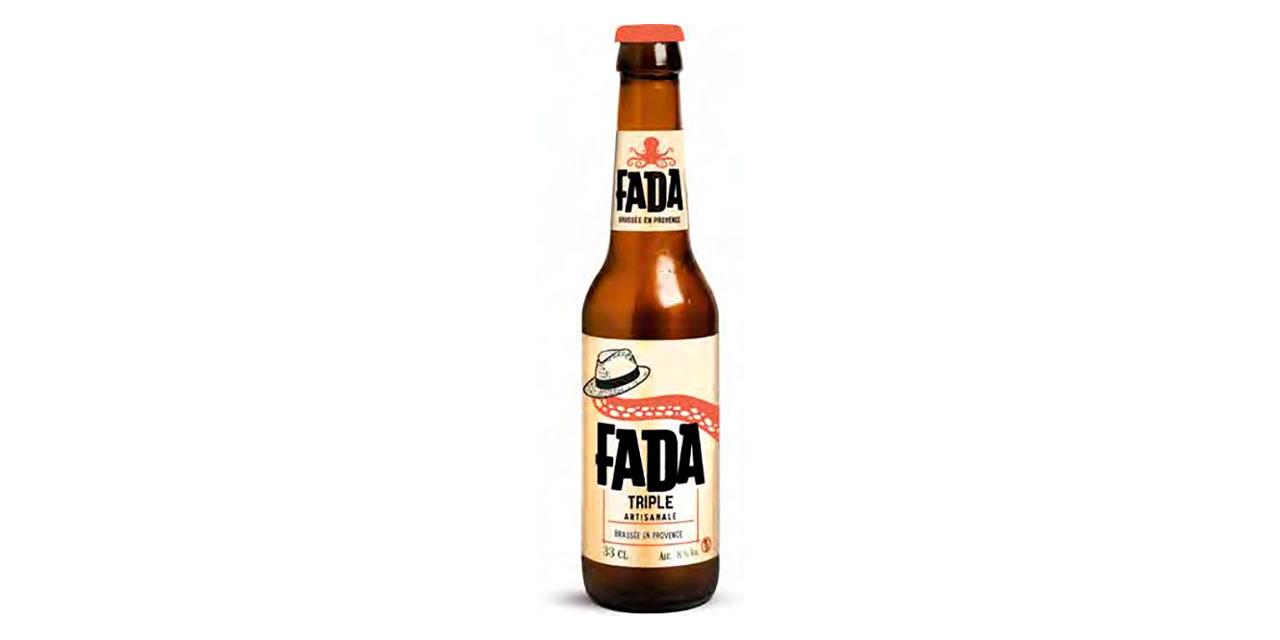 FADA Triple, nouvelle bière de la Brasserie du Castelet