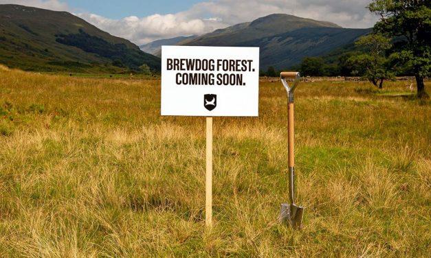 BrewDog, le brasseur punk et forestier