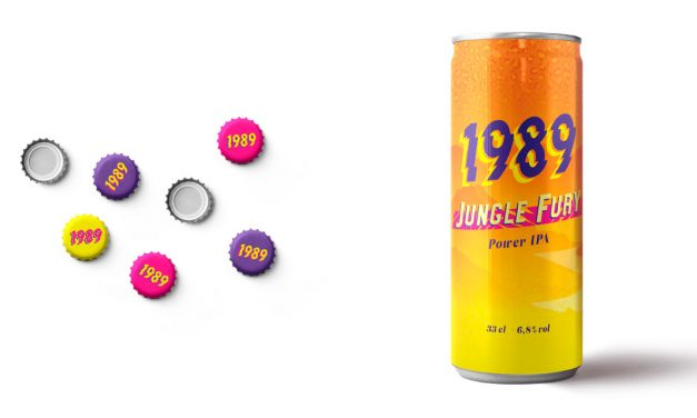 La brasserie 1989 lance sa Power IPA-Jungle Fury