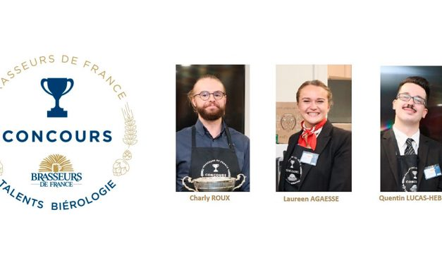 Les résultats du Concours Talents Biérologie 2020