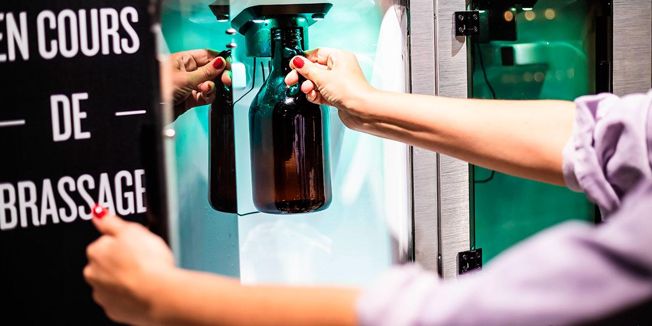 Heineken, Gallia et Monoprix, trio gagnant sur la bière en vrac à Paris