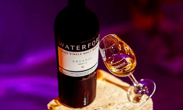 Waterford Organic Gaia 1.1, premier irish whiskey Bio