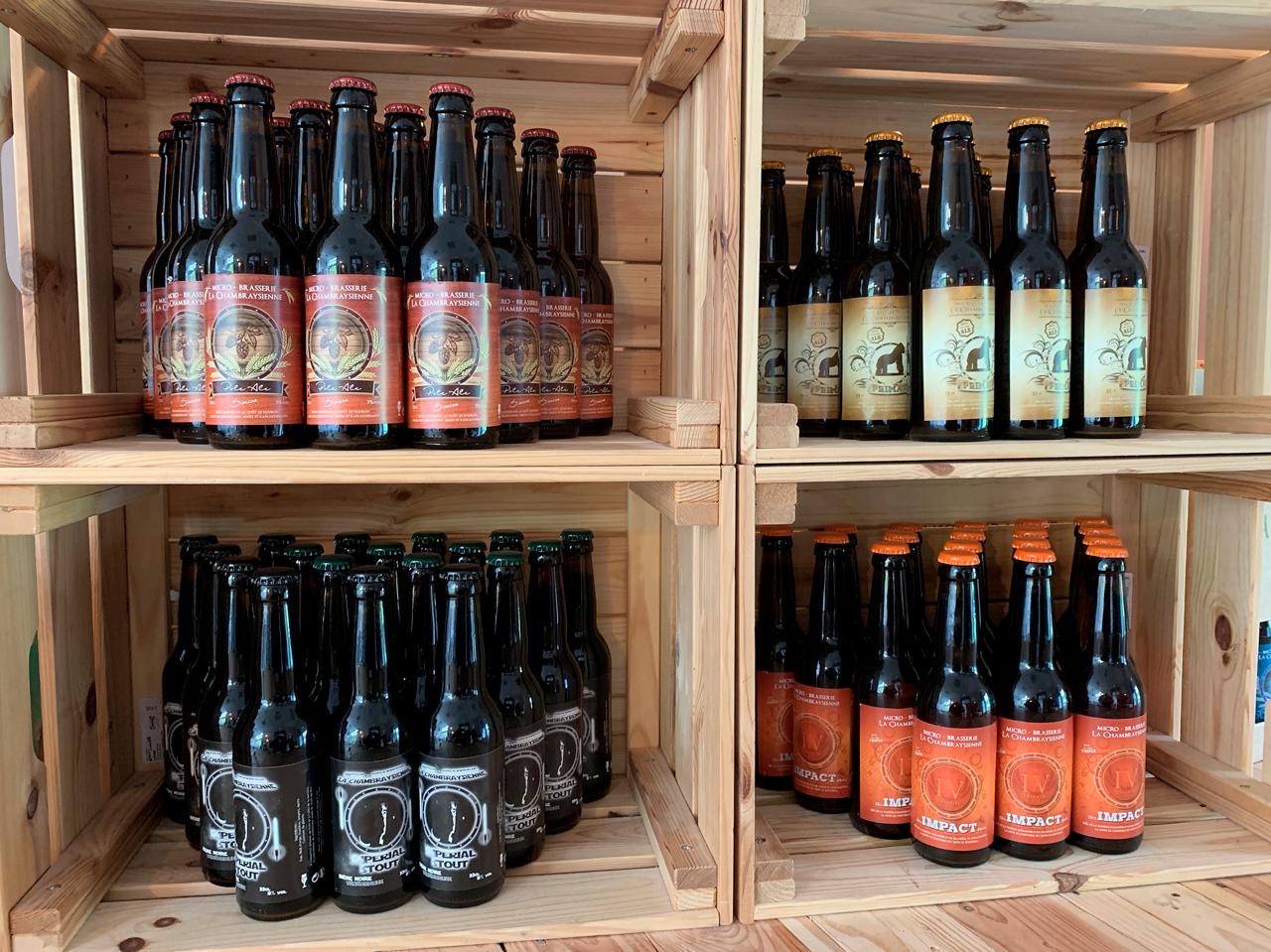 Bières La Chambraysienne