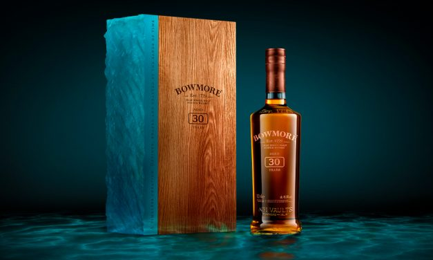 Bowmore sort un single malt de 30 ans d'âge