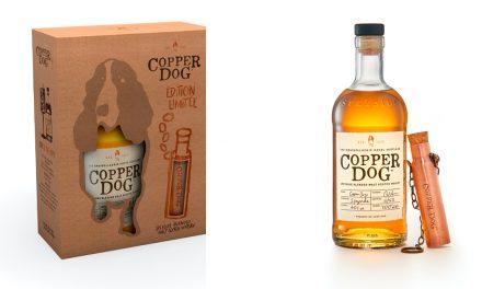 Le blend Copper Dog arrive en coffret pour les Fêtes