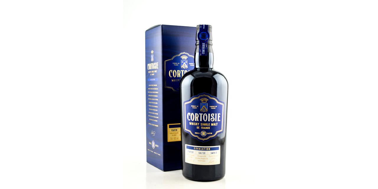 Cortoisie Exhalation, un whisky français signé Ôdevie