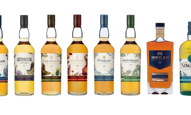 Rare by Nature, les Special Releases 2020 de Diageo