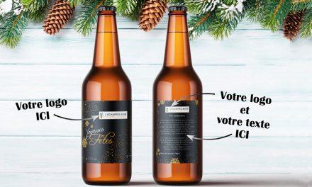 Belles idées de cadeaux de fin d'année en entreprise par L'Echappée Bière