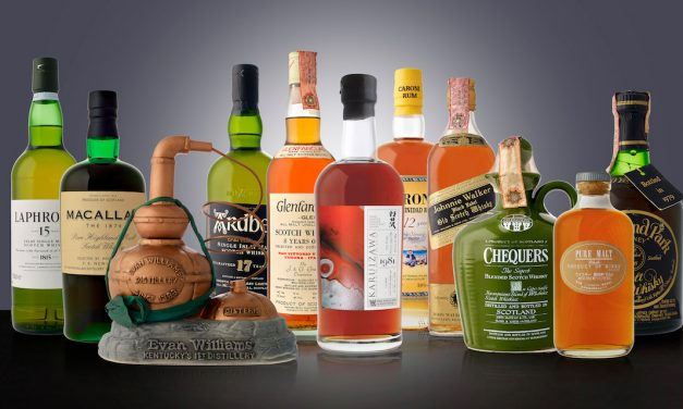 FineSpirits Auction, la nouvelle plateforme d'enchères de whiskies et spiritueux