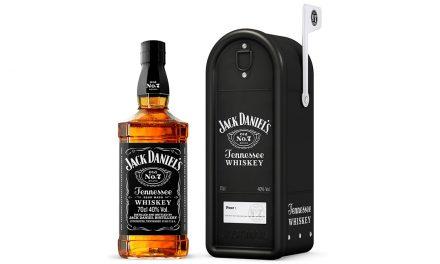 Jack Daniel's N°7 en coffret Mailbox pour les Fêtes