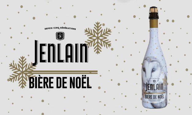 Une chouette polaire pour la Jenlain de Noël