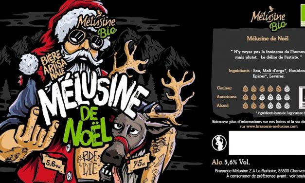 La nouvelle Mélusine de Noël Bio est disponible