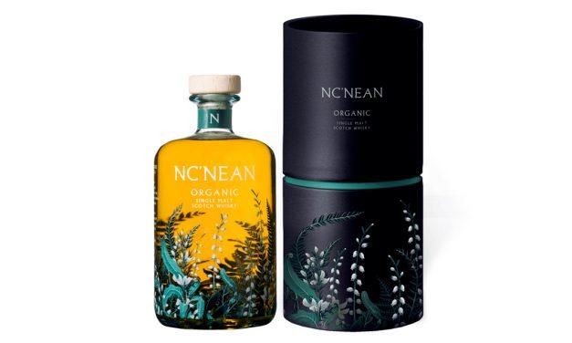 Nc'Nean Organic Single Malt, Bio, doux et fruité
