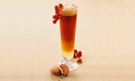 Cocktail à la bière Nuit de Noël