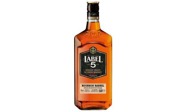 Label 5 lance son Single Grain Bourbon Barrel