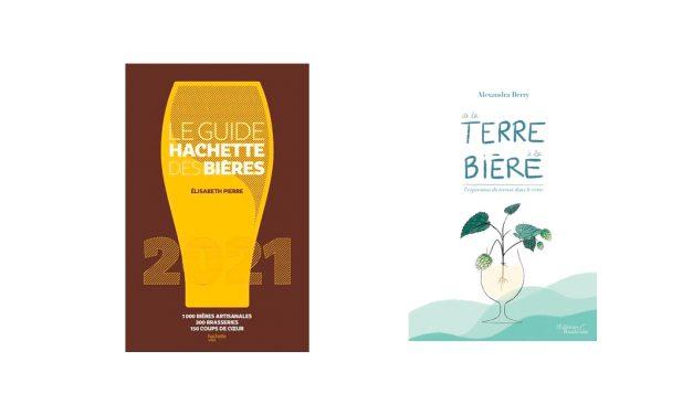 Deux femmes pour deux livres sur la bière à déguster sans modération !