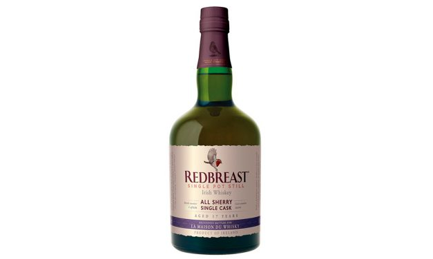 Redbreast 17 ans 2001 All Sherry Single Cask French Connections 59,5%