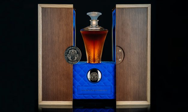 The Glenturret Provenance inaugure The Glenturret by Lalique