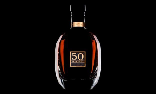 The Glenrothes et Hamilton & Inches créent une carafe d'exception pour la dernière bouteille de 50 ans