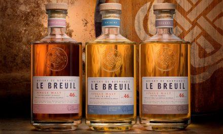 Le Château du Breuil lance sa gamme de whiskies single malts