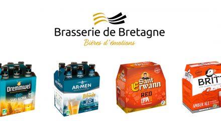4 nouveaux brassins dont 2 sans alcool 0.0% à la Brasserie de Bretagne