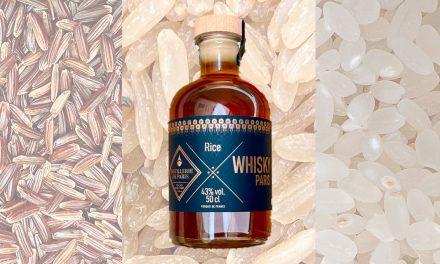 La Distillerie de Paris sort son premier Rice Whisky