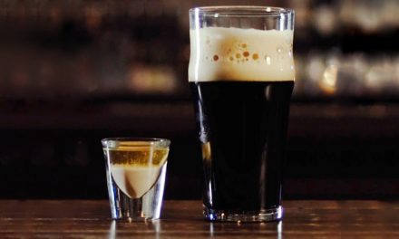 Cocktail Irish Car Bomb