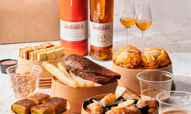 Le nouveau Glenfiddich 12 ans Triple Oak en accords gastronomiques