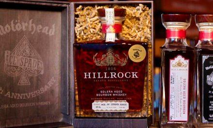Un Bourbon Hillrock Motörhead