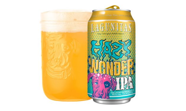 Lagunitas annonce sa Hazy Wonder IPA pour avril