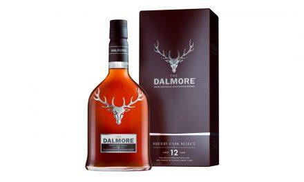 The Dalmore annonce la sortie en France de son 12 year old Sherry Cask Select
