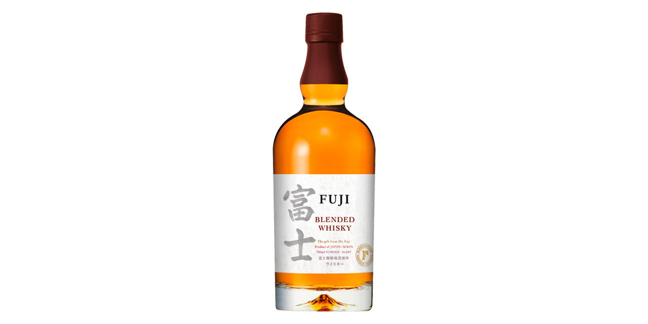 Dugas annonce le Fuji Blended Whisky