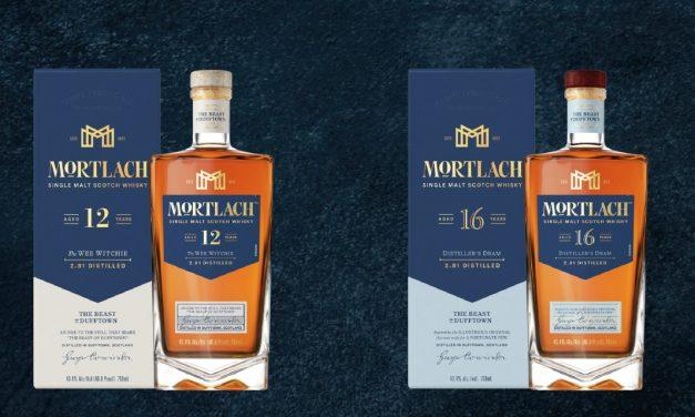 Mortlach présente deux single malts, un 12 ans et un 16 ans