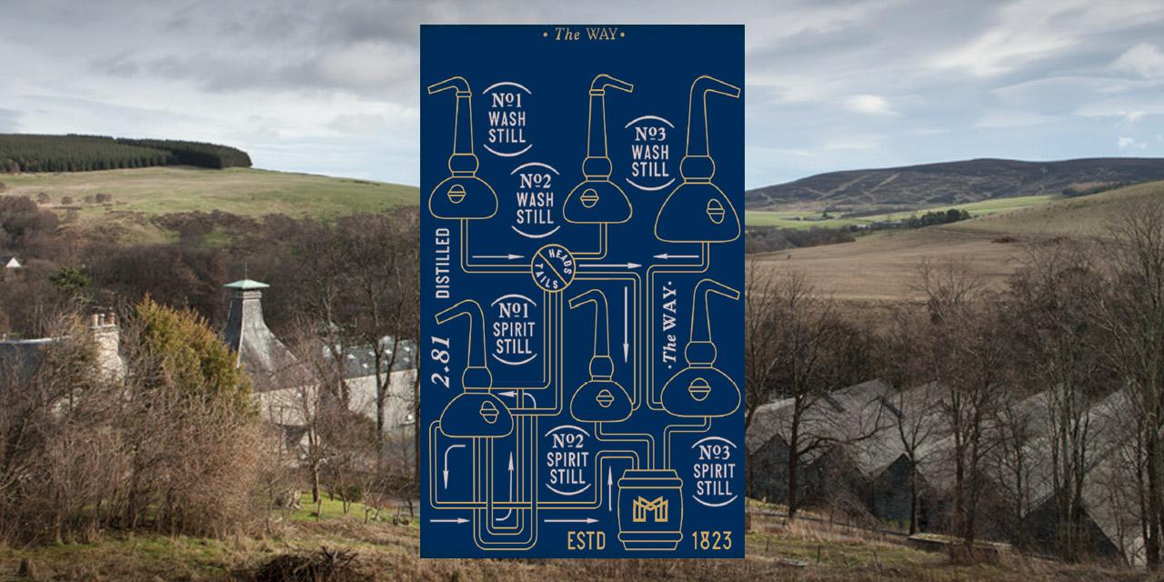 La distillerie Mortlach et son process The Way