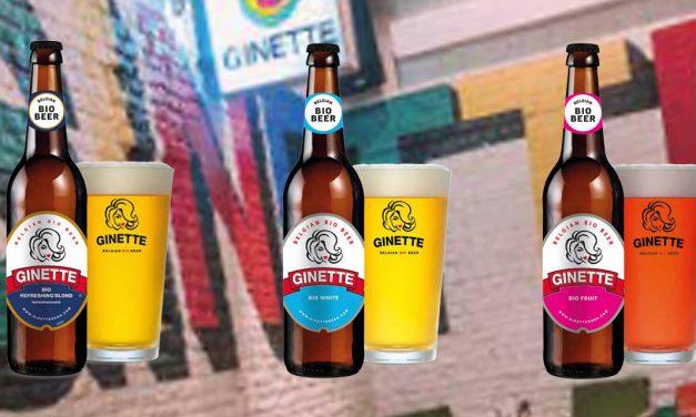 Ginette la gamme de bières belges Bio qui a séduit ABinBev