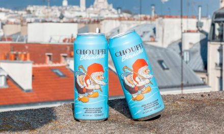 La Chouffe Blanche en boite boisson de 50cl