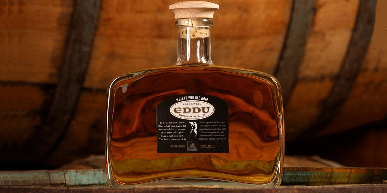 Eddu Nolwenn Korbell, nouvelle édition limitée de la Distillerie des Menhirs