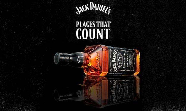 Les cocktails au Jack Daniel's dans les Places That Count