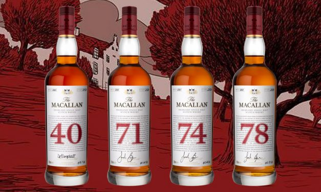 The Red Collection de The Macallan, des single malt whiskies d'exception