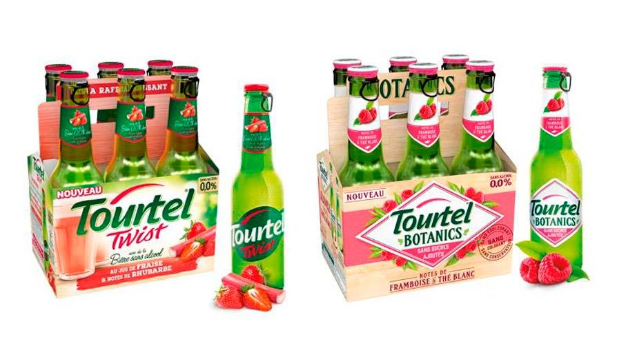 Nouvelles Tourtel Twist et Tourtel Botanics