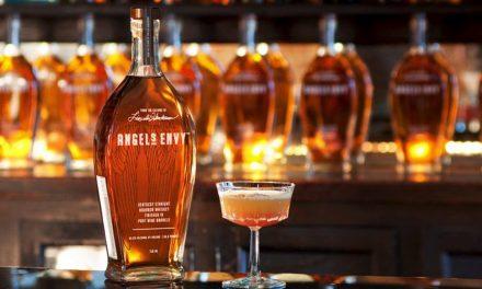 Le Kentuky Straight Bourbon Angel's Envy arrive en France